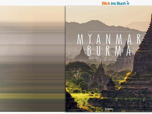Tipps für Myanmar - Bildband MYANMAR BURMA
