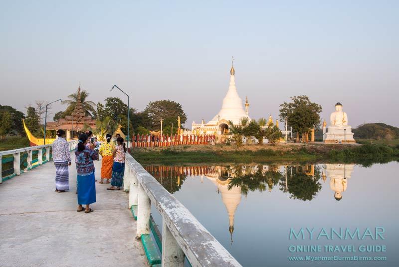 Myanmar Reisetipps | Monywa | Kantharyar-See