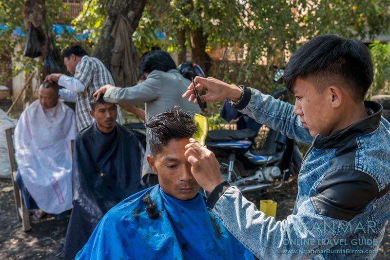 Myanmar Reisetipps | Mit dem Zug von Mandalay nach Hsipaw | Stopp in Kyaukme