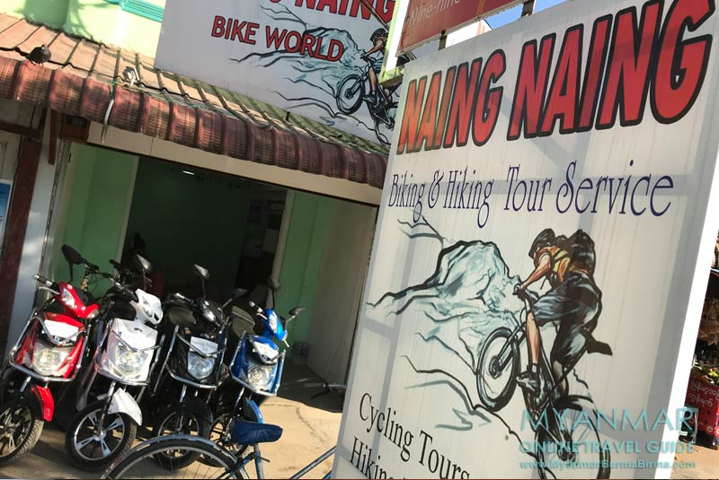 Myanmar Reisetipps | Kalaw | Naing Naing Hire Bike & Trekking Service