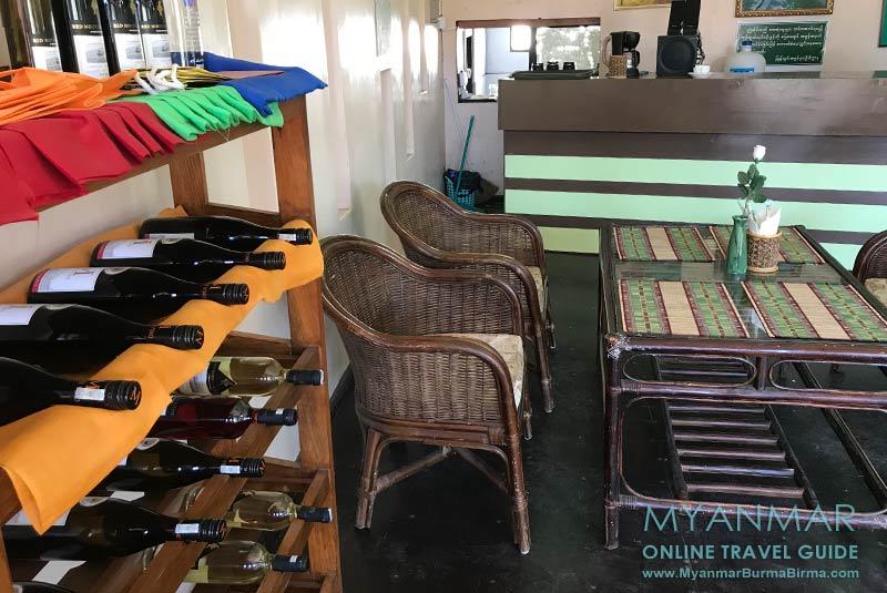 Myanmar Reisetipps | JR Coffee und Restaurant