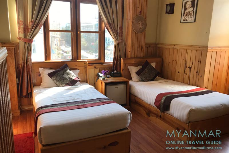 Myanmar Reisetipps | Kalaw | Seint Hotel