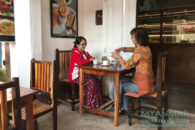 Myanmar Reisetipps | Kalaw | Kalaw Tea House