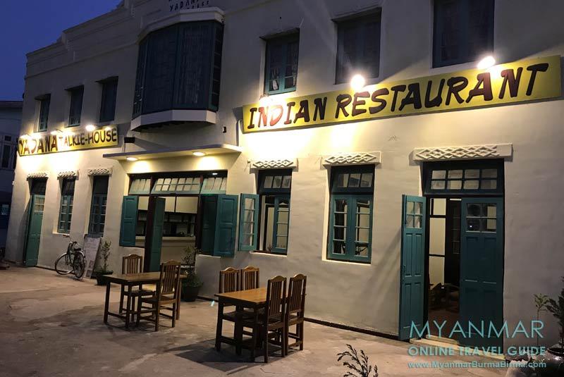 Myanmar Reisetipps | Kalaw | Indisches Restaurant Yadana Talkie House