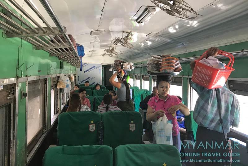 Myanmar Reisetipps | Thaton | Mit dem Zug von Thaton nach Bago