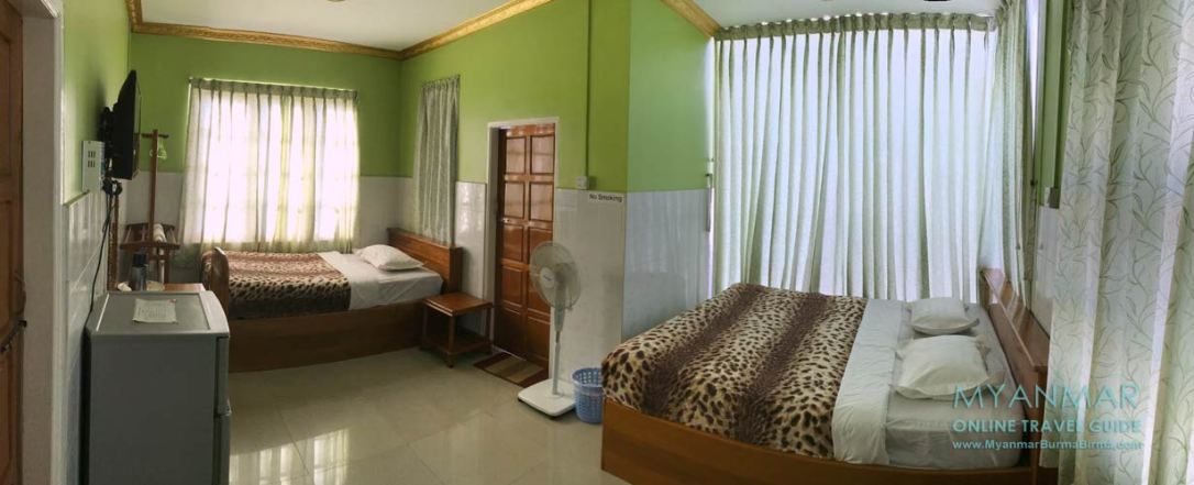 Myanmar Reisetipps | Toungoo | Myanmar Beauty Guest House I