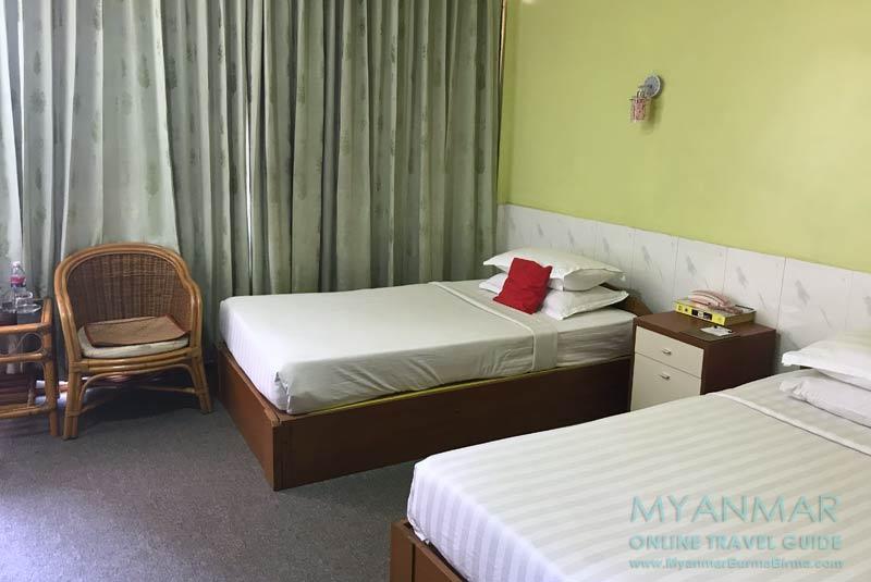 Myanmar Reisetipps | Toungoo | Pun Swe Taw Hotel
