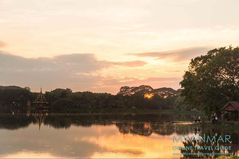 Myanmar Reisetipps | Toungoo | Kandawgyi-See