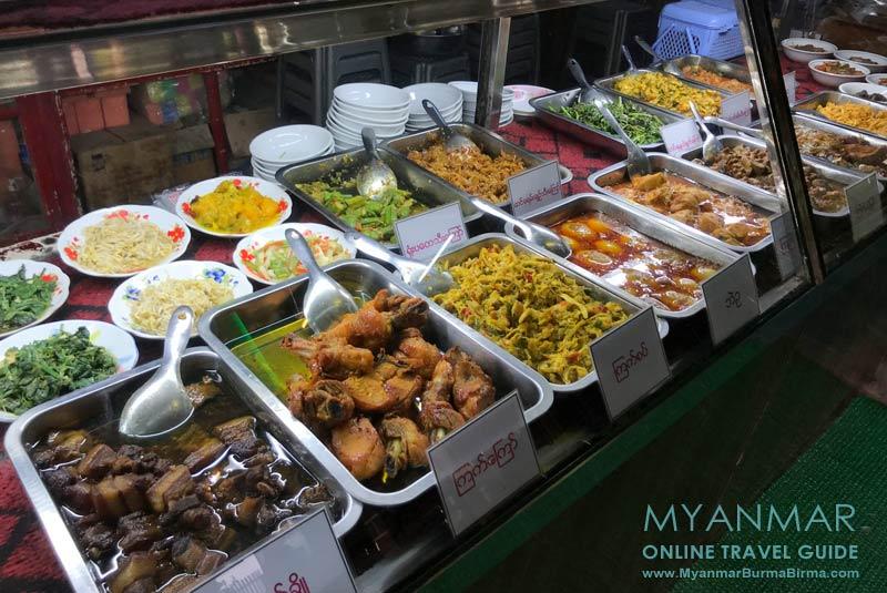 Myanmar Reisetipps | Toungoo | Restaurant Like am Kandawgyi-See