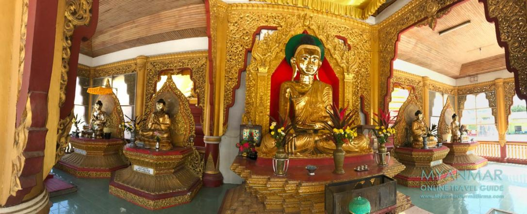 Myanmar Reisetipps | Toungoo | Shwesandaw-Pagode