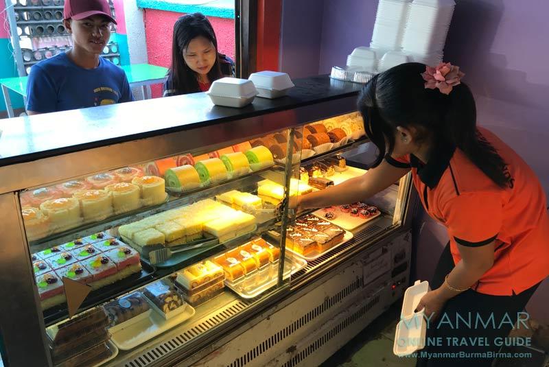 Myanmar Reisetipps | Toungoo | Sun Date Bakery