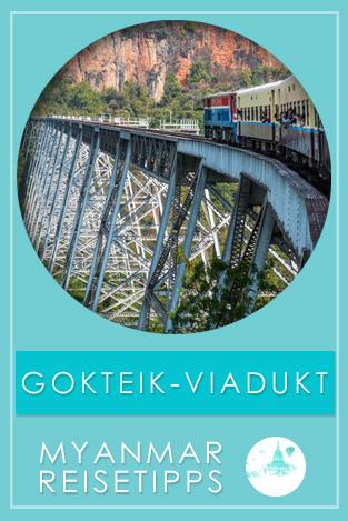 Tipps für die Zugfahrt von Mandalay nach Hsipaw über das Gokteik-Viadukt