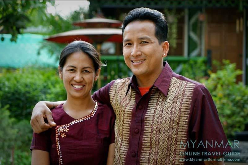 Myanmar Reisetipps | Inle-See | Sue und Leslie, Gründer der Bamboo Delight Cooking School