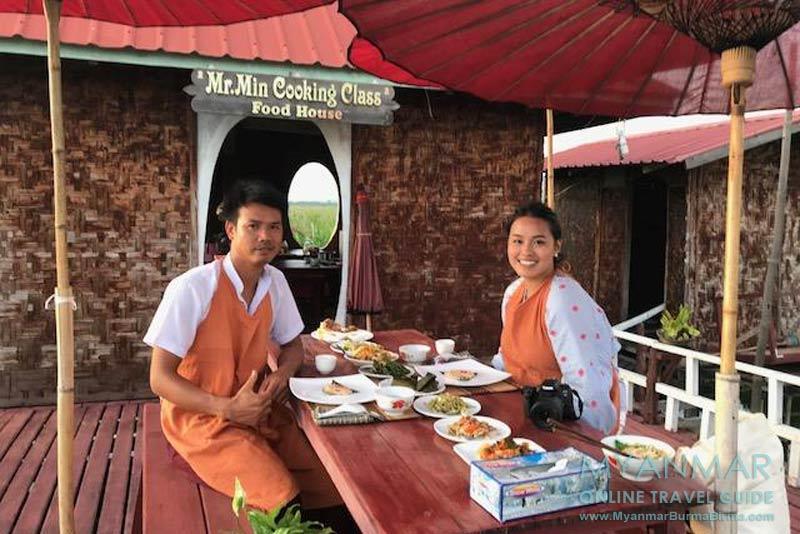 Myanmar Reisetipps | Inle-See | Kochschule Mr. Min