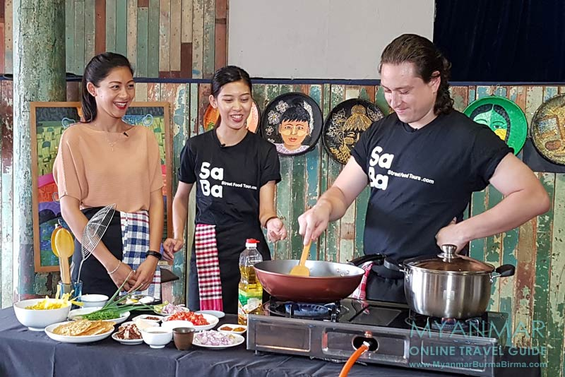 Myanmar Reisetipps | Bagan | Kochschule Sa Ba Street Food Tours in Yangon