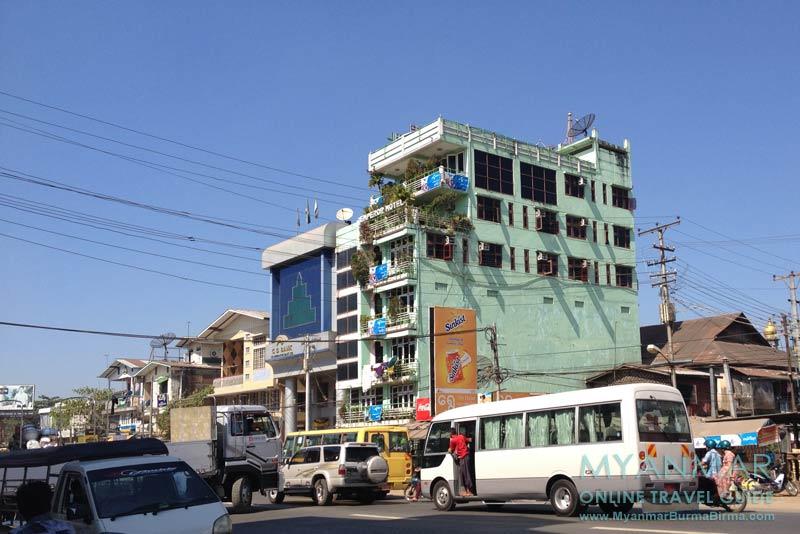Myanmar Reisetipps | Bago | Emperor Motel