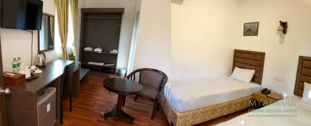 Myanmar Reisetipps | Bago | Kanbawza Hinthar Hotel