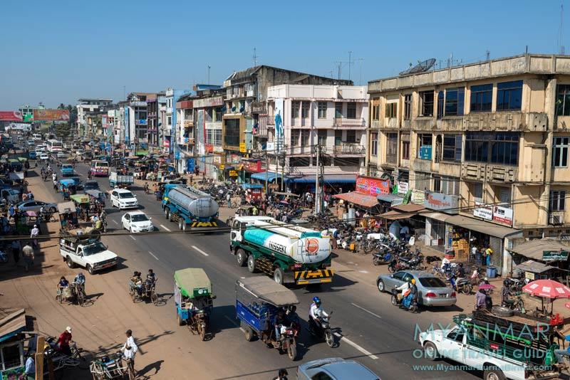 Myanmar Reisetipps | Bago | Yangon-Mandalay-Highway