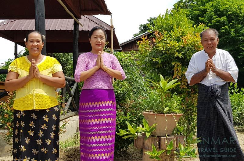 Myanmar Reisetipps | Mandalay | Kochschule Lin's Family Experience