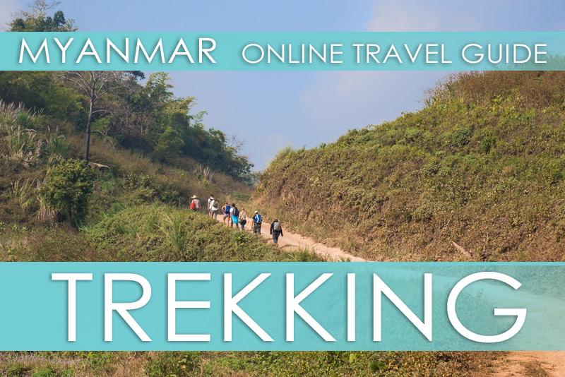 Trekking in Myanmar: Kalaw und Hsipaw