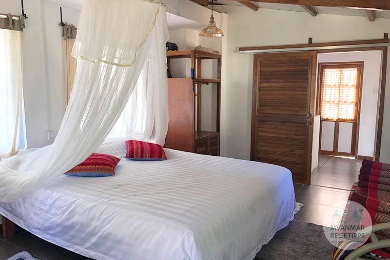 Myanmar Reisetipps | Pindaya | Cottage House - La Maison de Pindaya