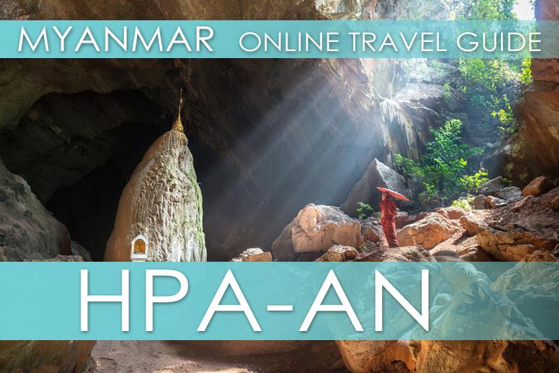 Myanmar Reisetipps für Hpa-an