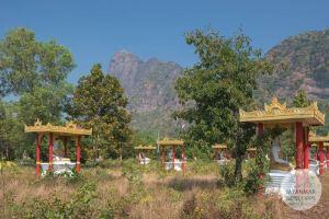 Myanmar Reisetipps | Hpa-an | Lumbini Park mit über 1.000 Buddha-Statuen