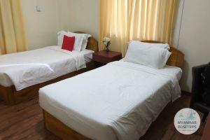 Myanmar Reisetipps   Hpa-an   River View Motel