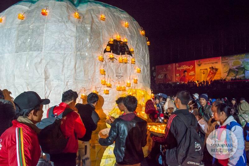 Myanmar Reisetipps | Festival 2019 | Balloon Festival in Pyin U Lwin