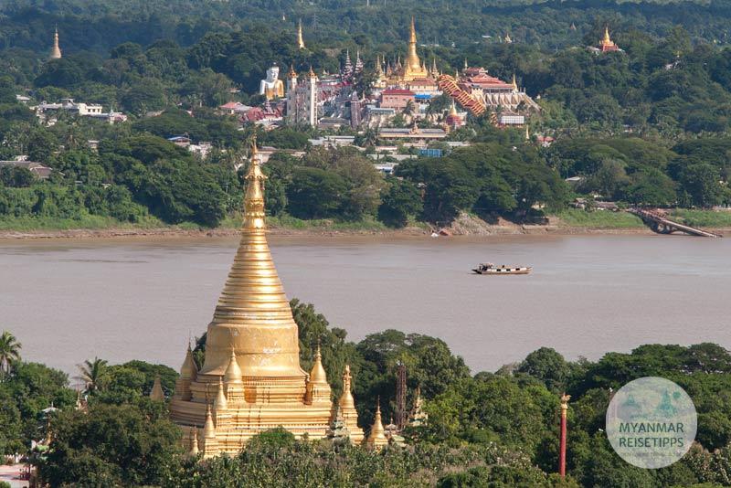 Myanmar Reisetipps | Festivals | Shwesandaw-Pagoden-Fest