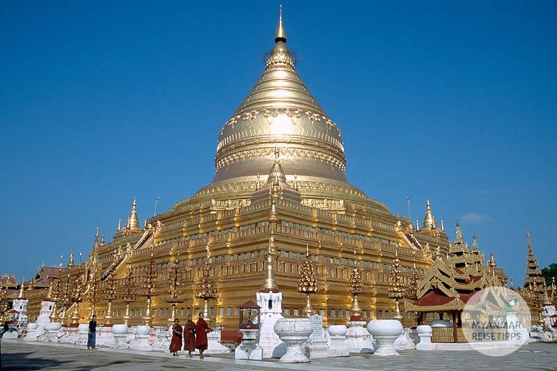 Myanmar Reisetipps | Festival | Shwezigon-Pagoden-Fest
