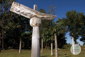 Myanmar Reisetipps | Loikaw | Mit Hühnerknochen sagen Schamanen die Zukunft voraus.