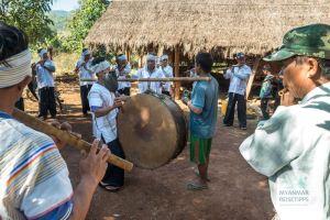 Myanmar Reisetipps | Loikaw | Weihnachtssingen