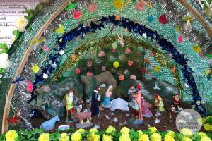 Myanmar Reisetipps | Loikaw | Krippe zu Weihnachten