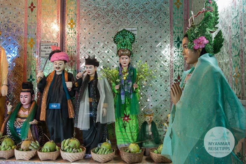 Myanmar Reisetipps | Festival | Popa-Nat-Geister-Fest