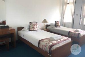 Myanmar Reisetipps | Pindaya | Global Grace Hotel