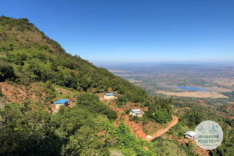 Myanmar Reisetipps | Mopedtour nach Yasagyi