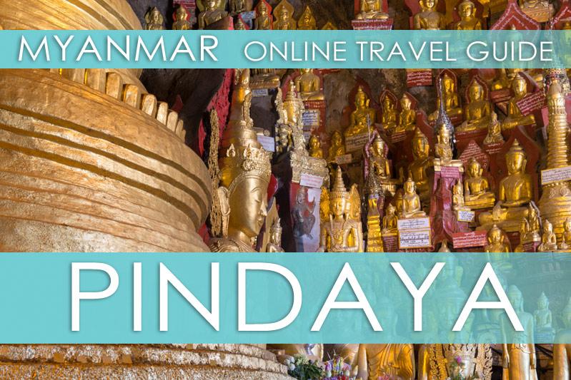 Tipps für Pindaya in Myanmar