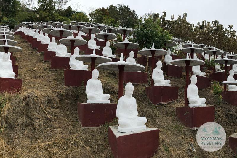 Myanmar Reisetipps | Pyay | Bodhi Tataung