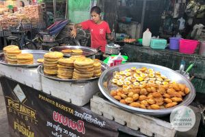 Myanmar Reisetipps | Pyay | Nachtmarkt