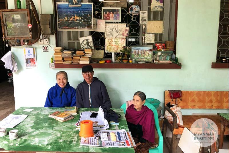 Myanmar Reisetipps | Pyay | Pann Gabar Air-Con Guest House
