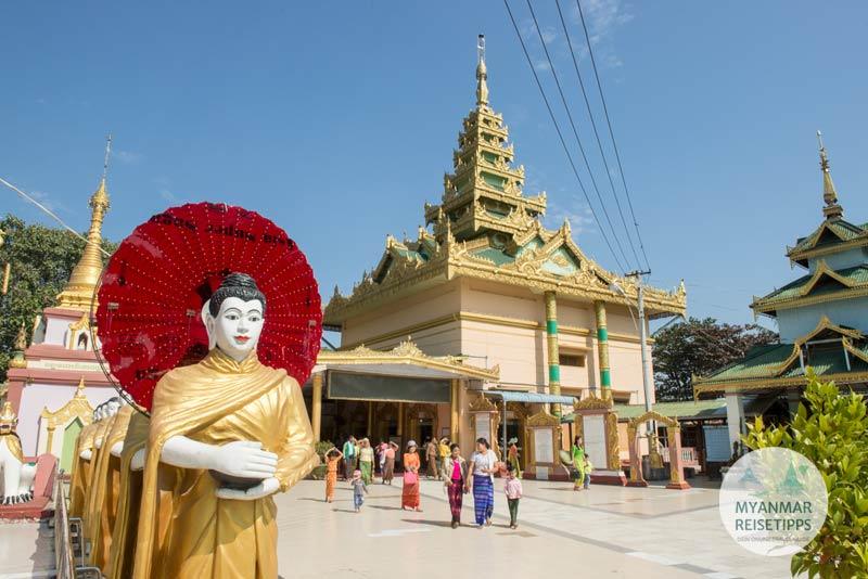 Myanmar Reisetipps | Pyay | Shwe Myet Hman
