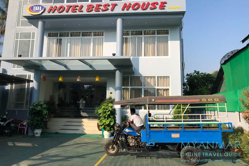 Myanmar Reisetipps | Dawei | Hotel Best House