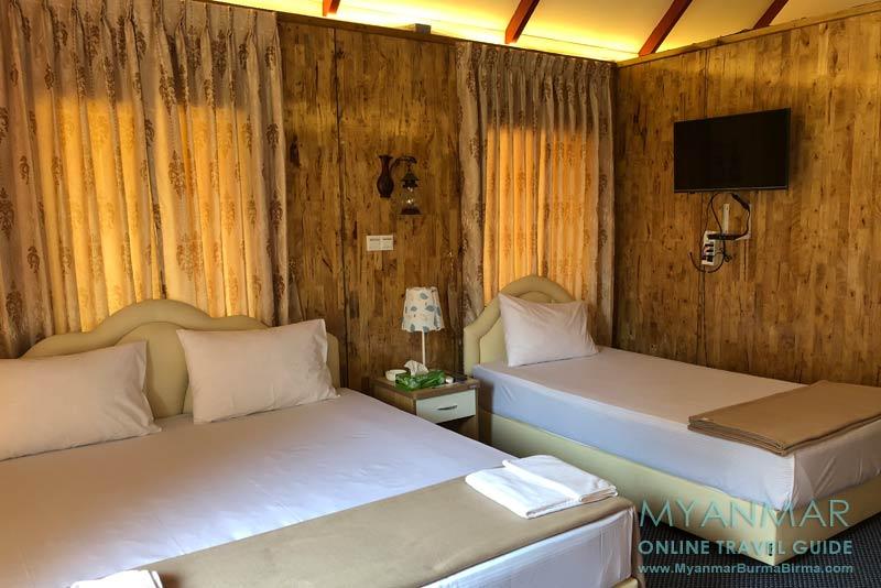 Myanmar Reisetipps | Dawei Peninsula | Zimmer im Miss Yamon Villa