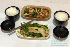 Myanmar Reisetipps | Dawei | Myat Hmway Pann - BBQ & Thai Food