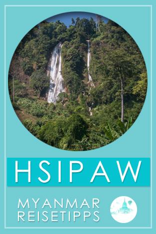 Tipps für Hsipaw in Myanmar