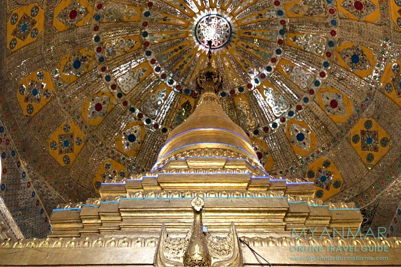 Myanmar Reisetipps | Hsipaw | Bawgyo-Pagode