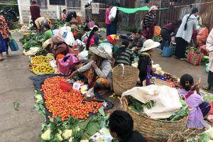 Myanmar Reisetipps | Kalaw | Fünf-Tage-Markt
