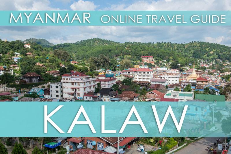 Reisetipps für Kalaw in Myanmar