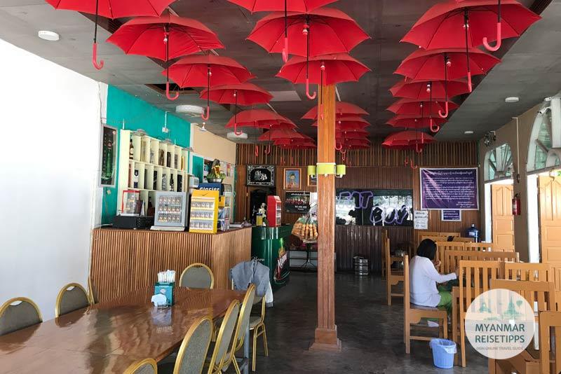 Myanmar Reisetipps | Loikaw | Fat Boy Restaurant